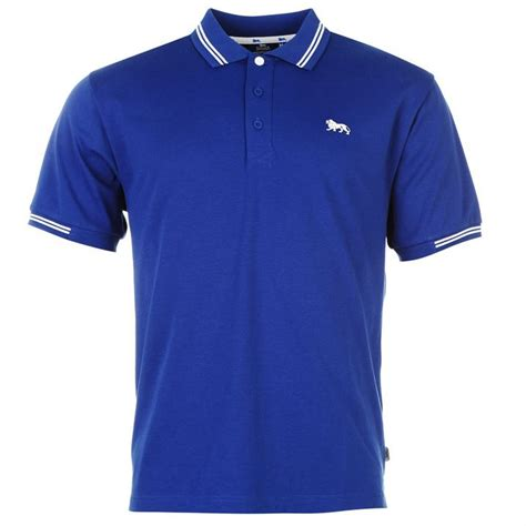 lonsdale mens polo t shirt sleeve classic fit