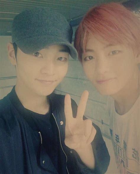kim taehyung friends kim min jae tumblr