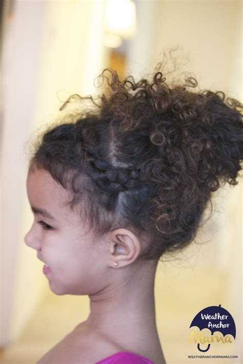 Hairstyles For Biracial Curly Hair by Mixed Hair Care Seventh Day Wash N Go Curls Weather
