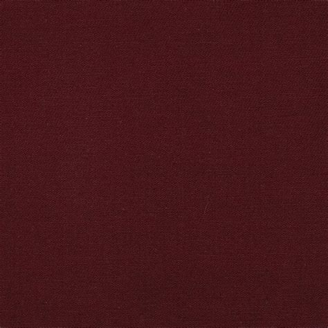 Sewing Patterns For Home Decor Sanded Brushed Twill Burgundy Discount Designer Fabric