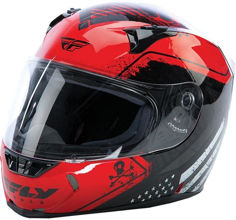 fly racing 149 95 fly racing revolt fs patriot helmet 979661