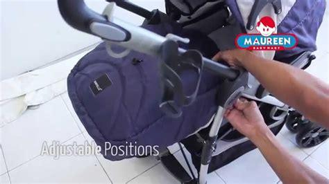 Stroller Babyelle Polaris S323 cara menggunakan stroller baby polaris travel system