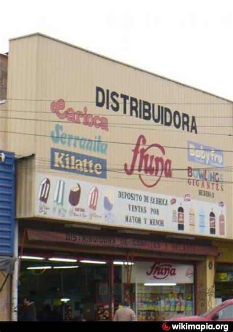 distribuidora de alimentos distribuidora de alimentos fruna santiago de chile
