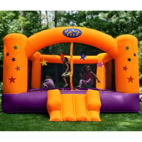 Moonwalk Bounce House Is A Great Place For Your Kids To Enjoy With Friends Modern