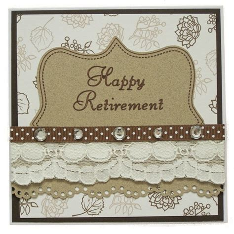 Handmade Retirement Cards - 1000 images about retirement cards on happy