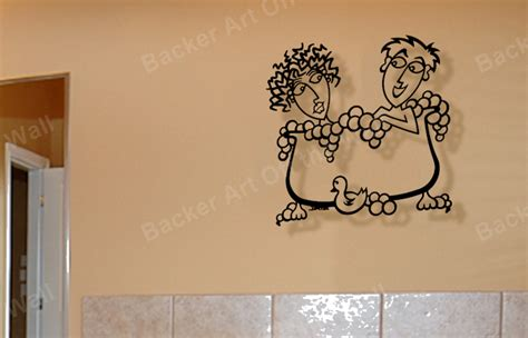 metal wall art for bathroom bathtub bathroom metal wall art florida backer