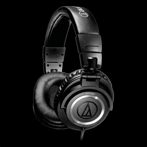 audio technica ath m50 comfort audio technica athm50s headphones w straight cable ath