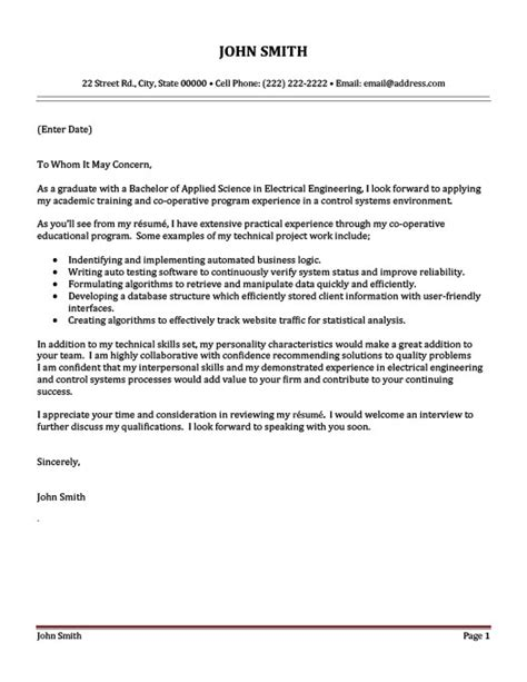 engineering cover letter civil engineer cv template