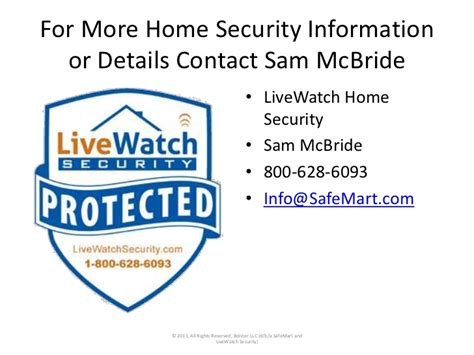 safemart livewatch security security guards companies