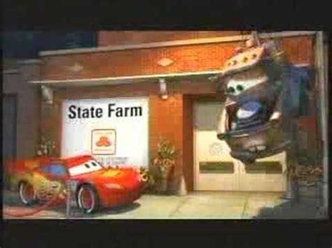 State Farm V Brewer Car by State Farm Pixar Cars Tv Spot 2006