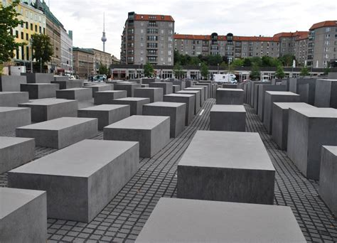 Jewish Memorial Berlin Euro T Guide Germany What To