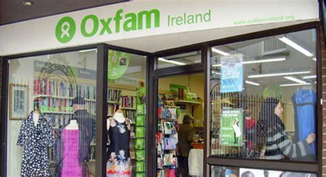 Oxfam Ireland Fair Trade Shop by Oxfam Tralee Charity Shop Ireland