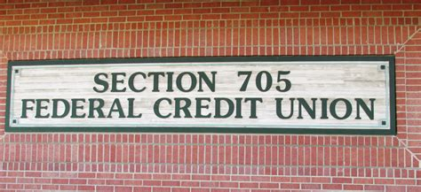 About Us Section 705 Fcu