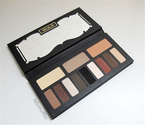 D Shade Light Eye Palette d shade light eye palette swatches and review