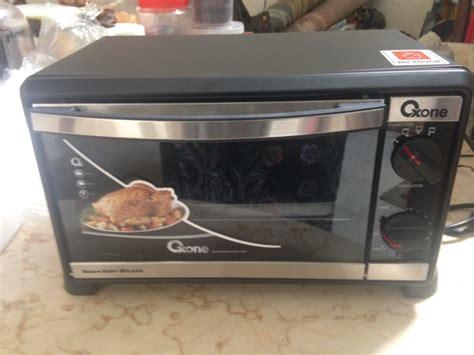Pemanggang Elektrik Philips oven pemanggang elektrik 2in1 timer bebas gosong ox 828