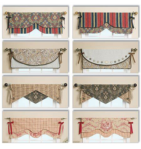 how to sew valances valance patterns to sew 171 free patterns