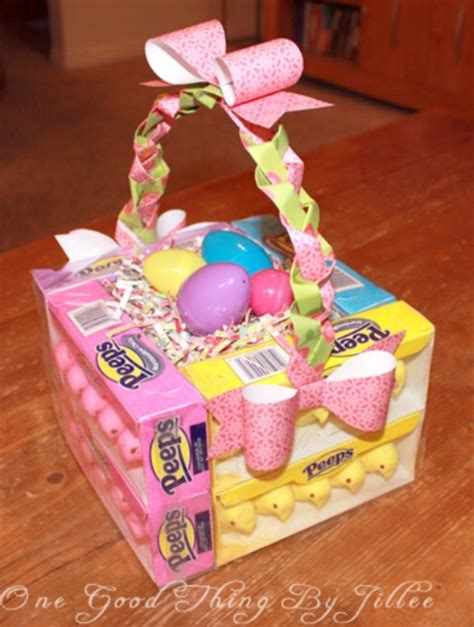homemade easter basket ideas how to make a easter basket modern magazin
