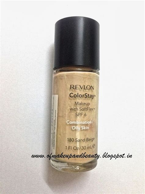 Revlon Liquid Foundation revlon colourstay liquid foundation review