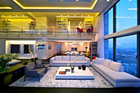 modern penthouses stylish ultramodern sky penthouse in tel aviv caandesign