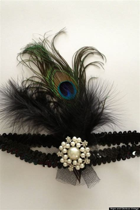 how to make a 1920s hairpiece how to make a 1920s headband by hope glorious vintage