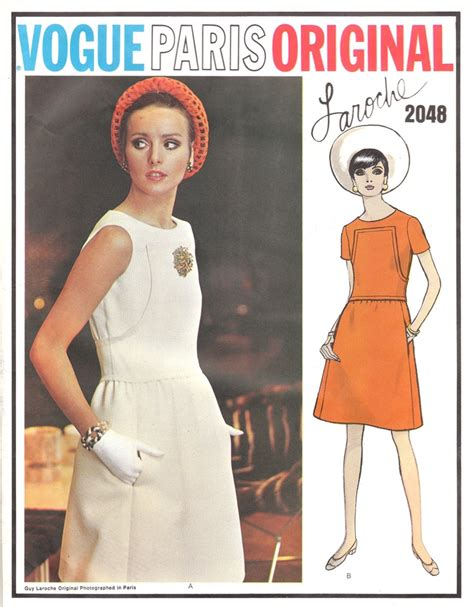 pattern d ch là gì laroche dress pattern vogue paris original 2048 sewing