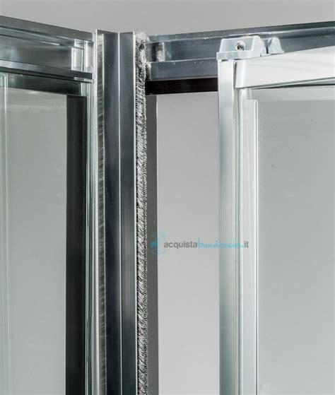 box doccia 60x80 box doccia angolare anta fissa porta soffietto 60x80 cm