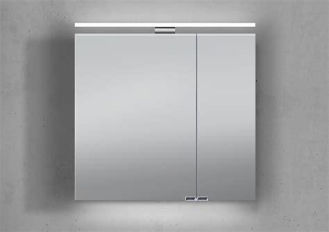 spiegelschrank 70 cm breit led spiegelschrank 70 cm led beleuchtung doppelseitig