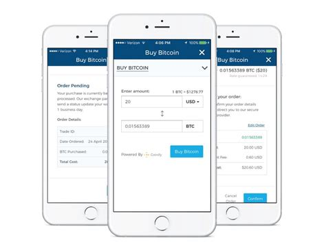 Buy Bitcoin Australia 1 by Buy Bitcoin Now Available On Ios With Your Blockchain Wallet