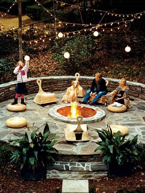 outdoor cozy patios perfect   garden