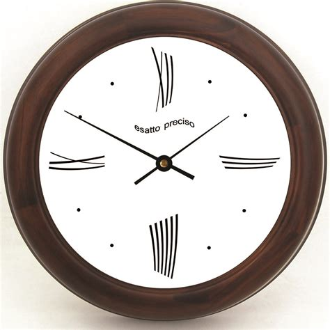 modern wall clocks from 12 quot to 60 quot customize your clock