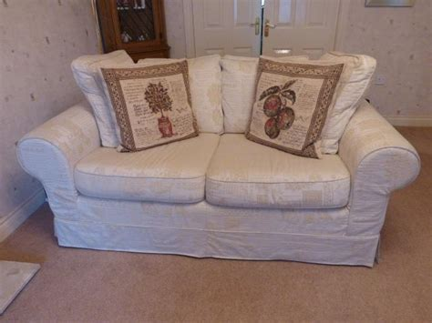 sofas with removable washable covers 2 seater settee sofa cream removable washable covers