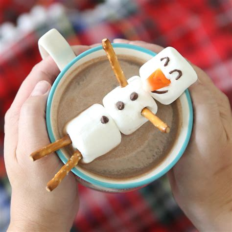 easy crafts for marshmallow snowmen marshmallow snowman make a chocolate buddy it s
