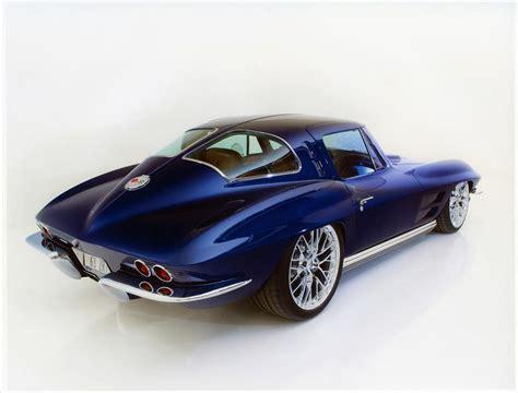 custom chevy corvette 1963 chevrolet corvette custom 2 door coupe 137555