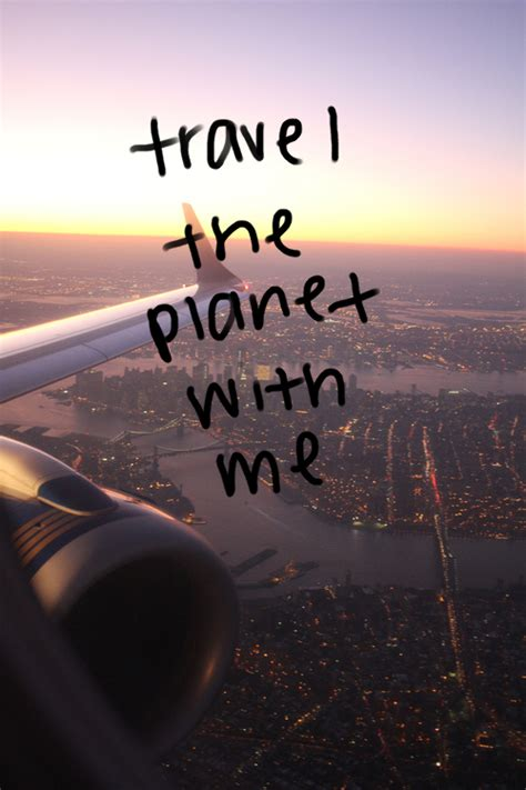 Quotes About Traveling The World Tumblr
