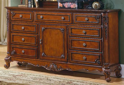 ornate bedroom furniture madeline old world france cherry bedroom furniture set free shipping shopfactorydirect com