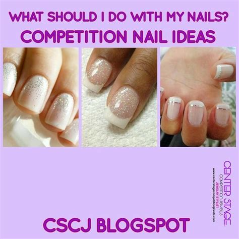 Nail Competition Ideas