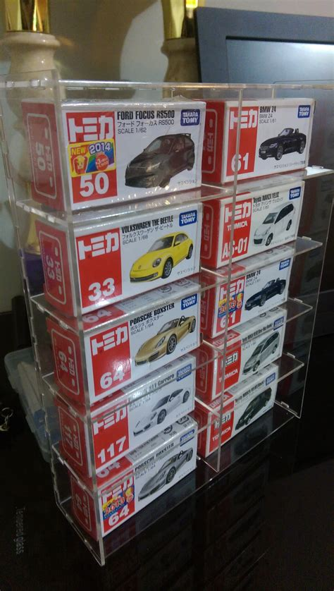 Jual Rak Display Tomica jual acrylic display rack rak display akrilik hotwheel