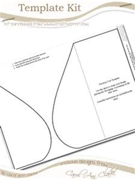 swing card template kit 1 sheet kit cup59053 359