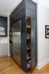 Refrigerated Pantry by Best 25 Refrigerator Cabinet Ideas On Kitchen