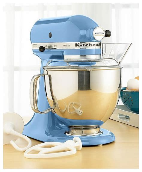 KitchenAid KSM150PS Stand Mixer, Artisan, Cornflower