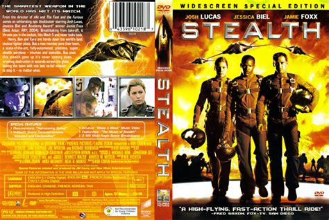 snap 2005 ii movie stealth movie dvd scanned covers 1740stealth cover art