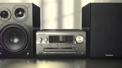 V Audio Panasonic by Panasonic S Sc Pmx70 Hi Fi Audio System