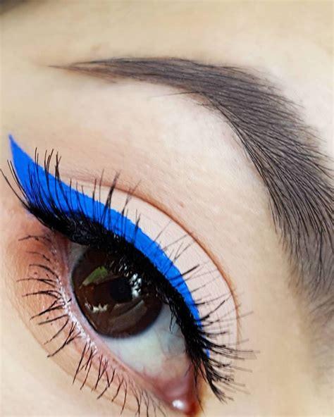best eyeliner color for blue best 25 blue eyeliner ideas on blue eyeliner