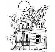 Happy Halloween Have Fun With This Amazing Coloring Page Of A