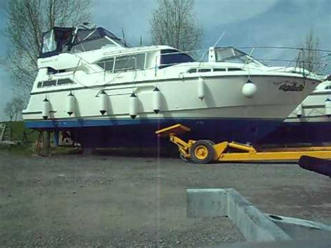 boat trailer ireland hydraulic boat trailer lough erne youtube