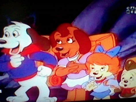 pound puppies 1986 image delighted pound puppies jpg pound puppies 1986 wiki