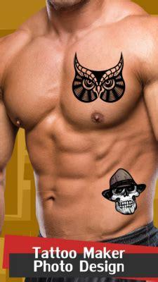 tattoo design maker free download cool tattoo maker photo design free android app android