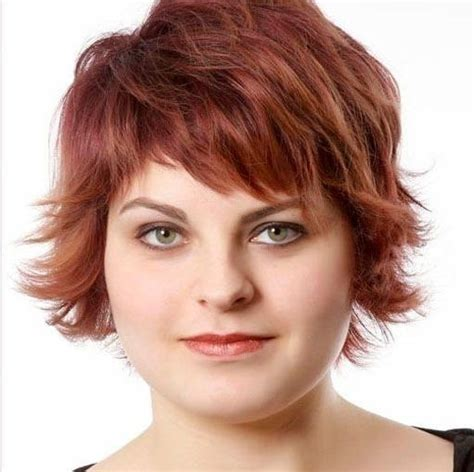 pixie hircut for fat women 20 collection of short haircuts for heavy set woman