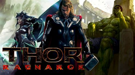 film thor ragnarok adalah film news thor ragnarok s trailer plays a different tune