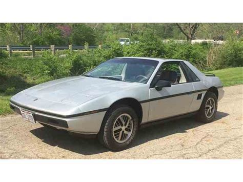 old car manuals online 1985 pontiac fiero security system classifieds for classic pontiac fiero 19 available